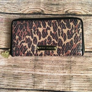 Betsey Johnson Sequence Wallet